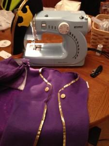 Sewing like a boss
