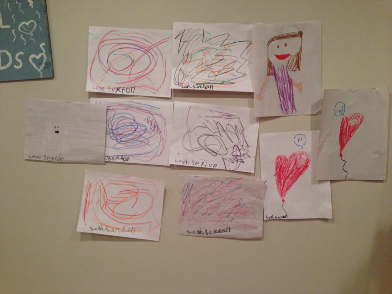 Leah's Art Show