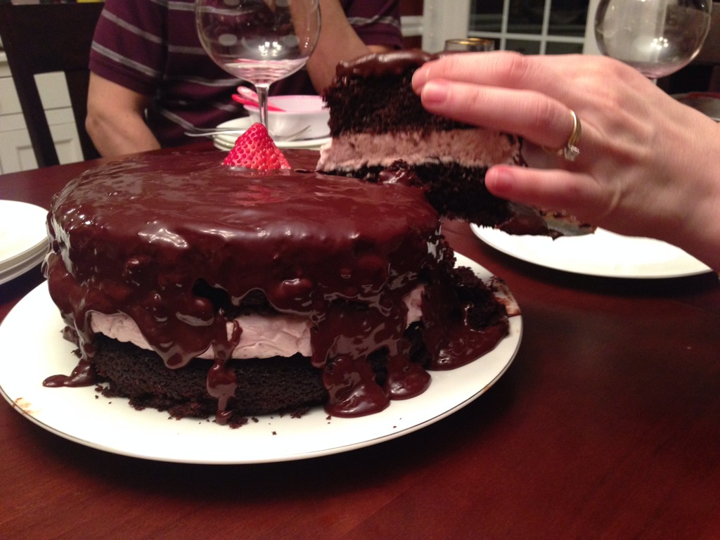 The cake that changed my life